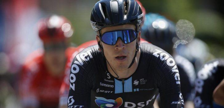 Bol en Kragh Andersen speerpunten Team DSM in Benelux Tour
