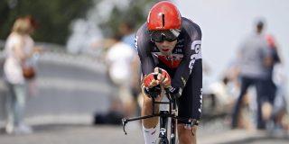 """Steff Cras maakt doel van Tour de l'Ain: """"Afgezien van coronabesmetting"""""""