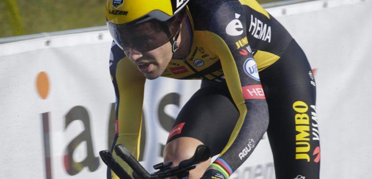"""Tom Dumoulin: """"Prestatie in Tokio bepaalt niet mijn wielerplezier"""""""