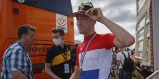 """Timo Roosen: """"Twee keer Parijs-Roubaix in het rood-wit-blauw, dat is echt een cadeau"""""""