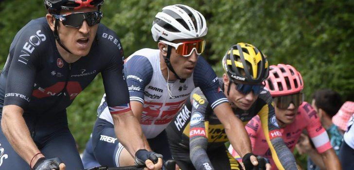 Tour 2021: Vincenzo Nibali stapt op tweede rustdag af met oog op Tokio
