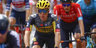 Tour 2021: Jumbo-Visma ziet Steven Kruijswijk opgeven