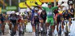 """Nieuwe ereplaats Bouhanni in sprint: """"Had mijn kracht al gebruikt"""""""