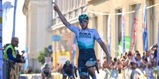 Ackermann wint slotrit Sibiu Tour, eindzege voor Aleotti