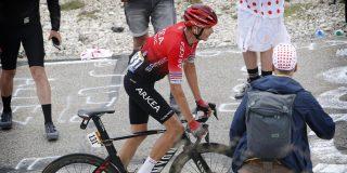 Tour 2021: Warren Barguil gaat niet meer van start na val