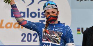 Herzele start- en aankomstplaats in Baloise Ladies Tour 2022