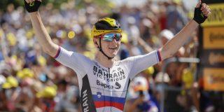 Tour 2021: Matej Mohoric is ook in Libourne de beste vluchter, Theuns zesde