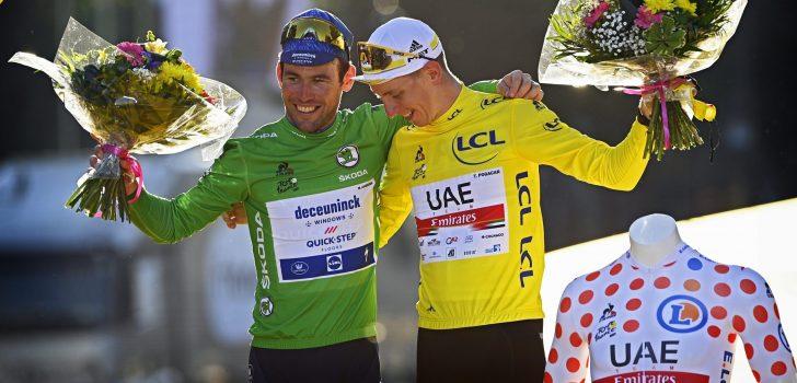 Santini neemt sponsoring van leiderstruien over in Tour de France