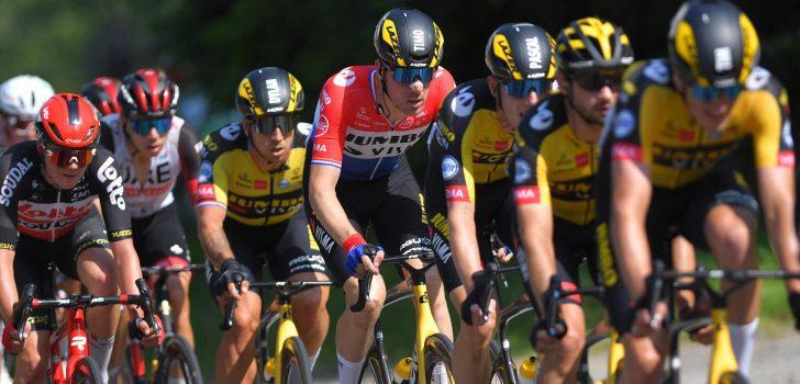Volg hier de aangepaste tweede etappe van de Tour de Wallonie 2021