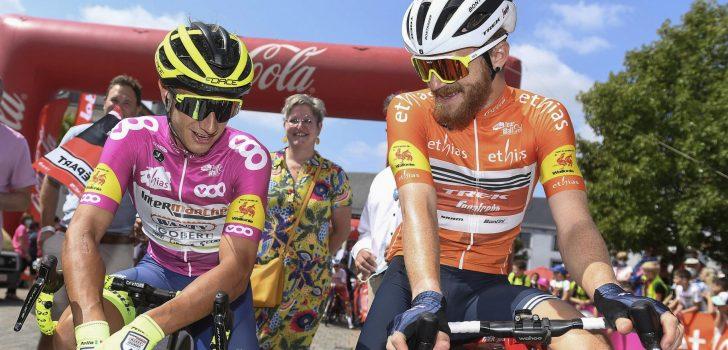 """Quinn Simmons: """"Lang geleden dat een Amerikaan een etappekoers in Europa won"""""""