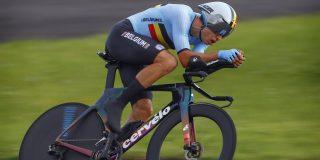 """Wout van Aert na 6de plaats: """"Bergop viel ik hélemaal stil"""""""