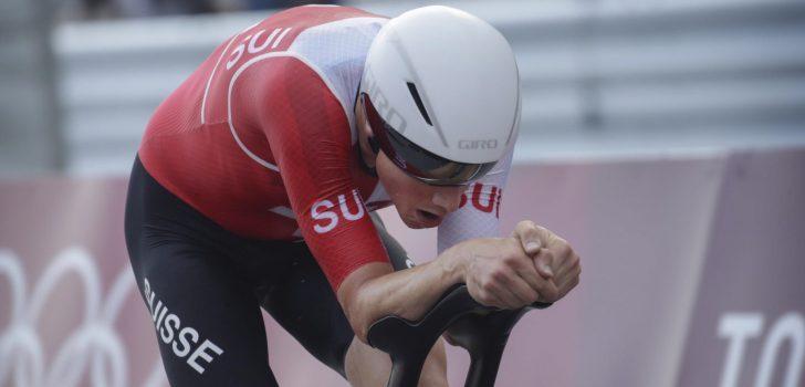 """Stefan Küng mist medaille op vier tienden: """"Mijn tijdrit was medaillewaardig"""""""