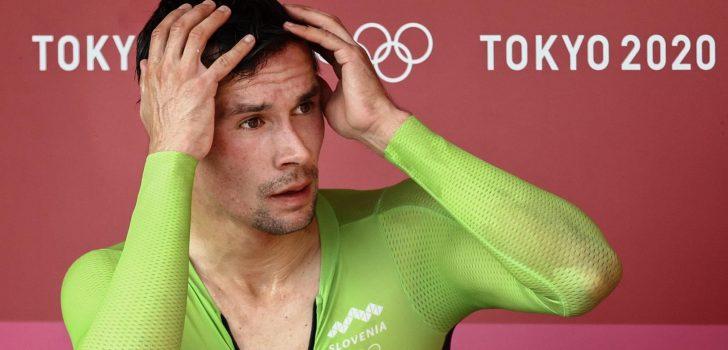 """Olympisch kampioen Primoz Roglic: """"Ik ben er altijd in blijven geloven"""""""