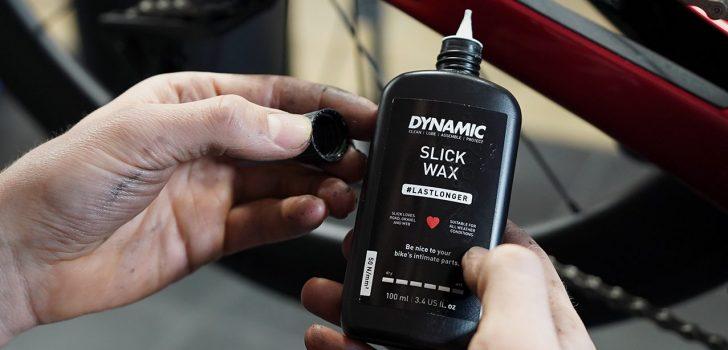 Dynamic Slick Wax: een schone en stille ketting binnen handbereik
