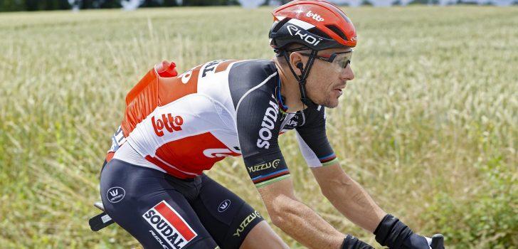 Philippe Gilbert stelt zich kandidaat voor atletencommissie UCI