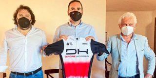 Drone Hopper nieuwe sponsor Androni Giocattoli-Sidermec