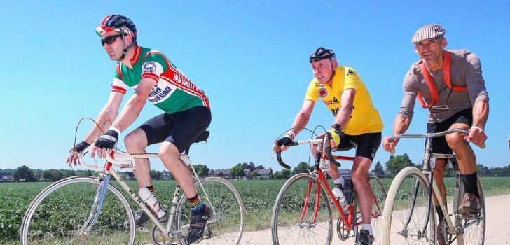 Eroica Limburg verwelkomt Joop Zoetemelk en Bernard Hinault
