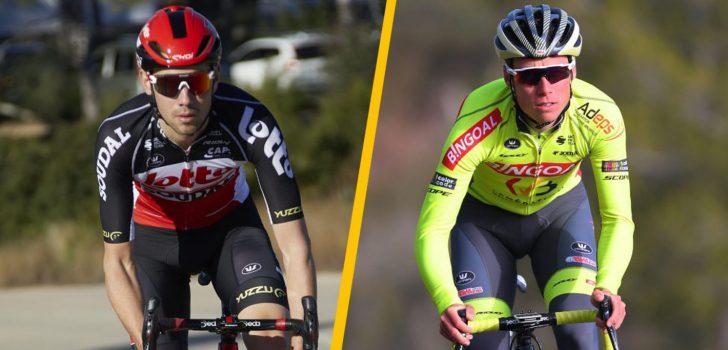 """Cras en Peyskens reden olympisch Test Event: """"Laat je niet vangen in het begin"""""""
