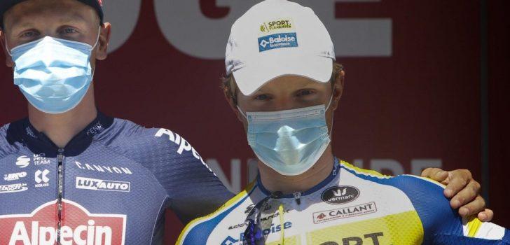 """Sasha Weemaes verdedigt titel in Heistse Pijl: """"Met Jakobsen en Groenewegen op podium"""""""