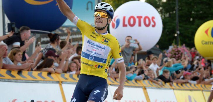 Almeida heeft de smaak te pakken in Ronde van Polen: Portugees boekt tweede ritzege