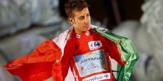 Fabio Aru (31) zet na de Vuelta a España punt achter zijn carrière