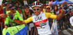 """Juan Sebastián Molano na eerste zege in anderhalf jaar: """"Dit voelt goed"""""""