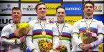 WK baanwielrennen verplaatst van Turkmenistan naar Roubaix