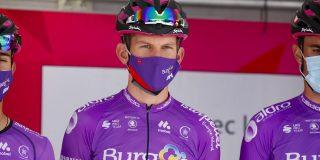 Vuelta 2021: Burgos-BH met Daniel Navarro en Jetse Bol
