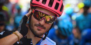 Alberto Bettiol mist WK wielrennen vanwege acute ontsteking van de dikke darm