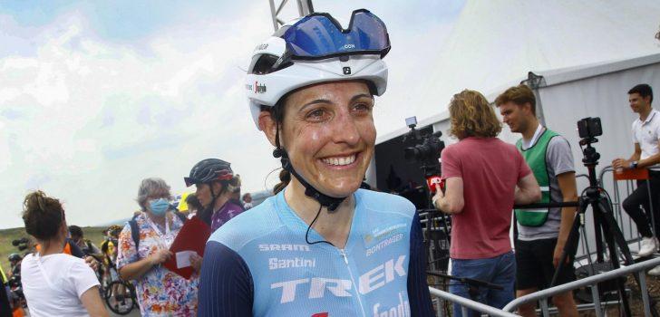 Lucinda Brand verkiest veldrit Gieten boven Parijs-Roubaix