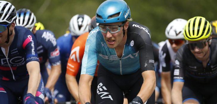 Jan-Willem van Schip na olympisch avontuur terug in Brussels Cycling Classic