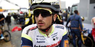 """Lorenzo Rota grijpt na val naast podium in San Sebastián: """"Mijn vertrouwen was groot"""""""