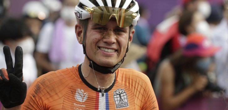 Mountainbiker Milan Vader naar WorldTour-wegploeg Jumbo-Visma
