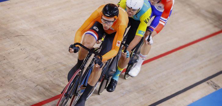 Olympische Spelen: Van Schip leidt omnium, De Ketele zevende na twee onderdelen