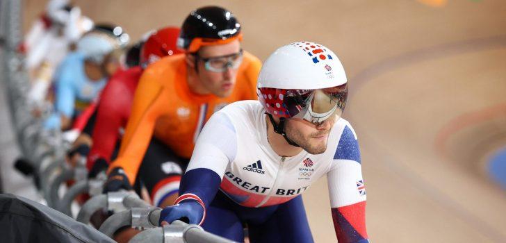 Olympische Spelen: Kenny De Ketele dertiende op omnium, Walls grijpt goud