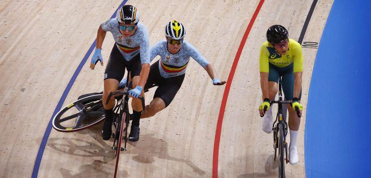 """D'Hoore en Kopecky ontgoocheld na olympische ploegkoers: """"Hier kwamen we niet voor"""""""