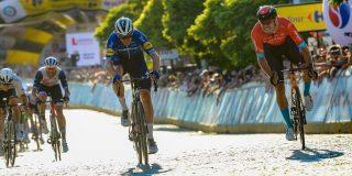Phil Bauhaus wint openingsrit Ronde van Polen, Edward Theuns vierde
