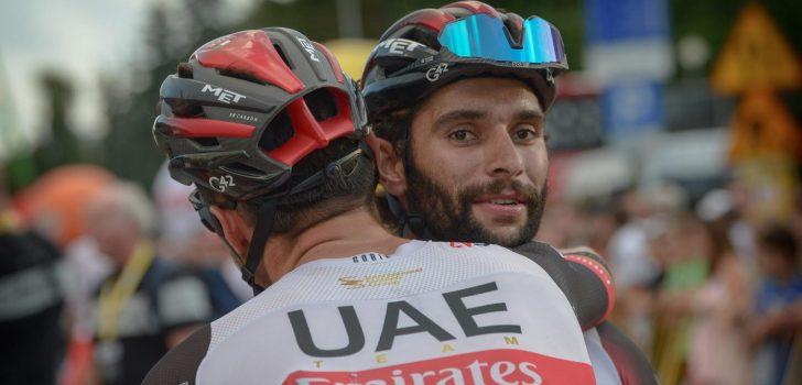 """Fernando Gaviria: """"We waren ervan overtuigd dat we vandaag konden winnen"""""""