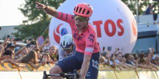 Julius van den Berg wint slotetappe in Polen, Almeida eindwinnaar