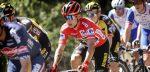 Vuelta 2021: Dit zijn de verschillen tussen de favorieten na de eerste bergetappe