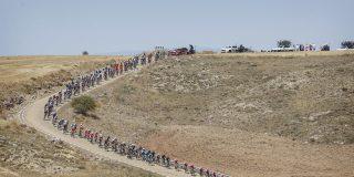 Vuelta 2021: Reinardt Janse van Rensburg eindigde buiten tijd