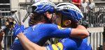 """Álvaro Hodeg: """"Drie, vier minuten na de finish wist ik nog altijd niet of ik had gewonnen"""""""