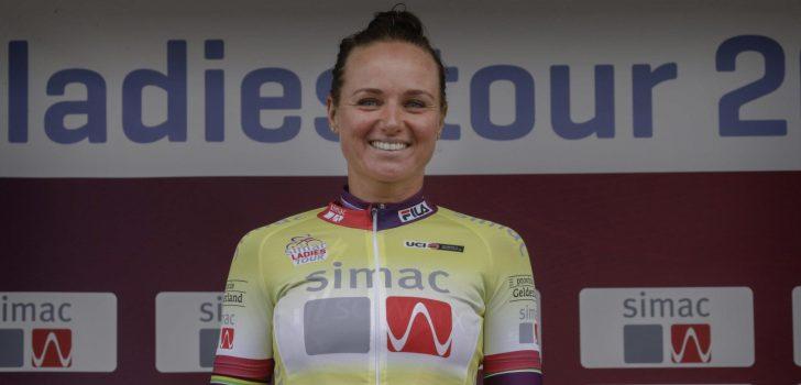 Chantal van den Broek-Blaak wint Simac Ladies Tour, derde etappezege voor Vos