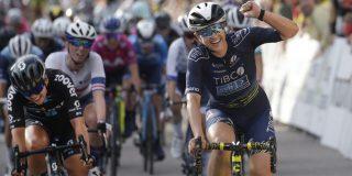 Kristen Faulkner blijft sprintende groep voor in openingsrit Ladies Tour of Norway
