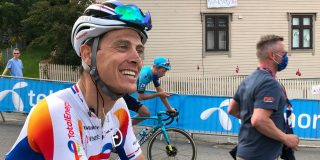 Niki Terpstra en Dries Van Gestel met TotalEnergies in Parijs-Roubaix