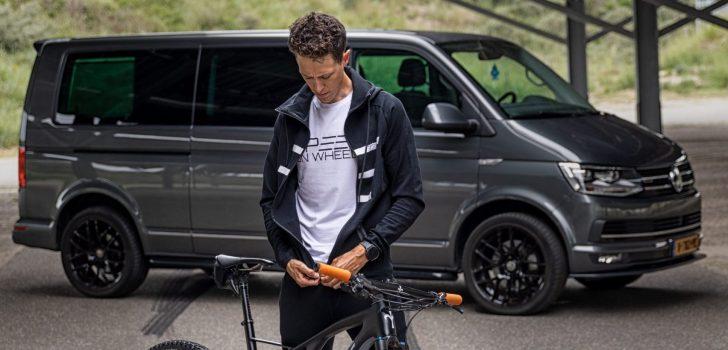 Niki Terpstra lanceert eigen kledingmerk Speed On Wheels