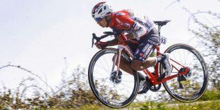 Klimtalent Santiago Umba breekt spaakbeen in Tour de l'Avenir