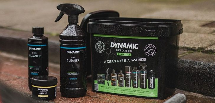 Dynamic Bike Care Box : In 1 klap klaar met fietsonderhoud