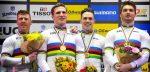 Nederlandse teamsprinters als titelverdedigers toch welkom op WK baan