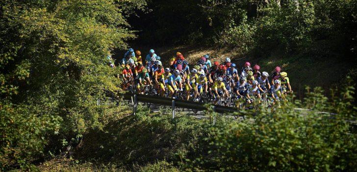Volg hier de tweede etappe van de Ronde van Luxemburg 2021
